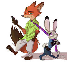Zootopia remastered by XPlaysX