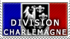 Stamp 33. Waffen-Grenadier-Division Charlemagne by TehMaco13