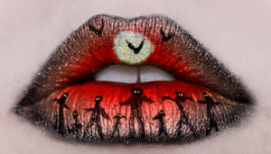 Halloween Lips 2