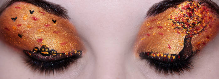 Halloween Eyes 3 by KatieAlves