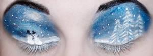 Winter Eyes by KatieAlves