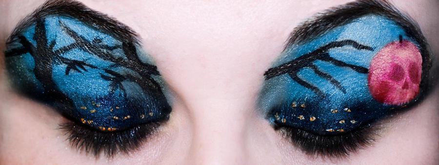 Snow White Eyes by KatieAlves