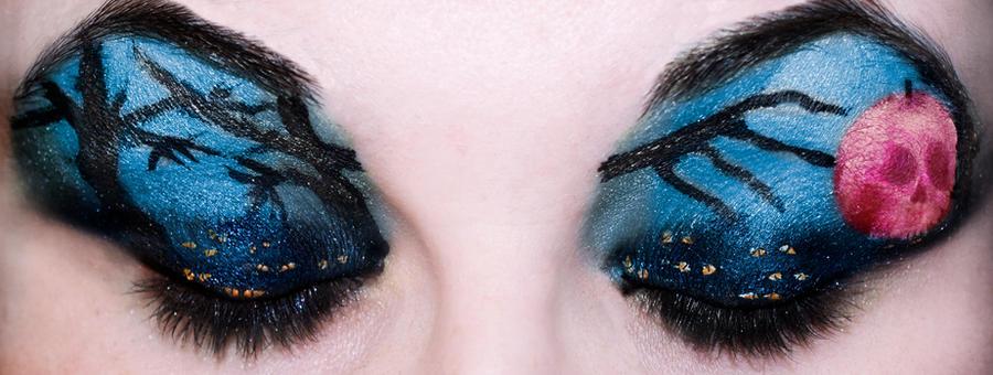 Snow White Eyes