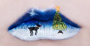 Christmas Lips