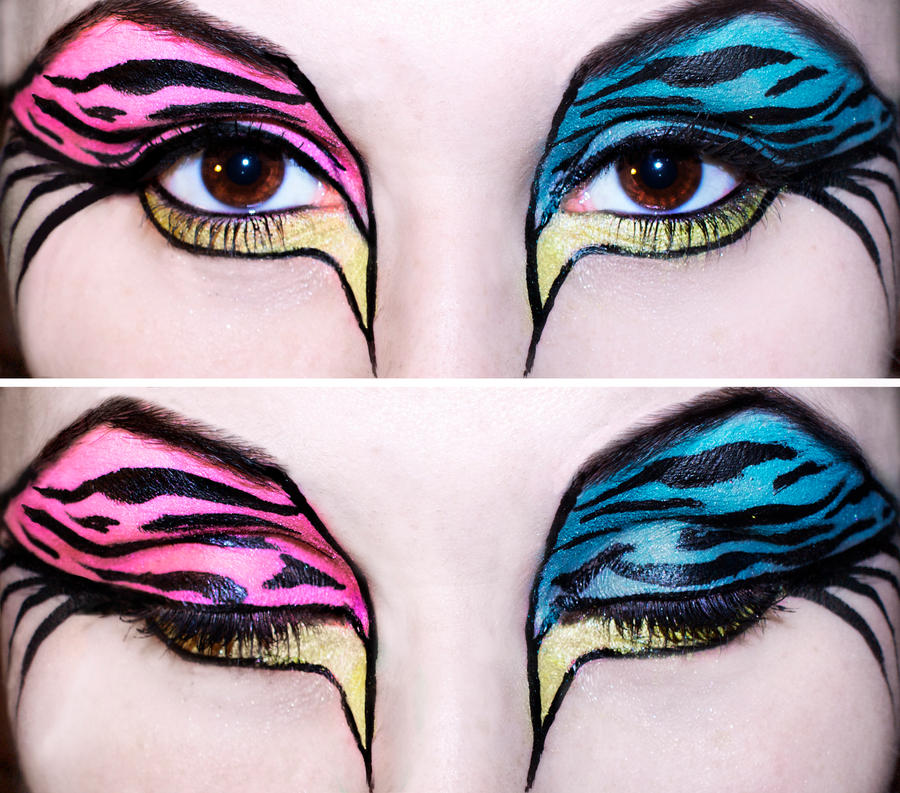 Impressive Make-up Art