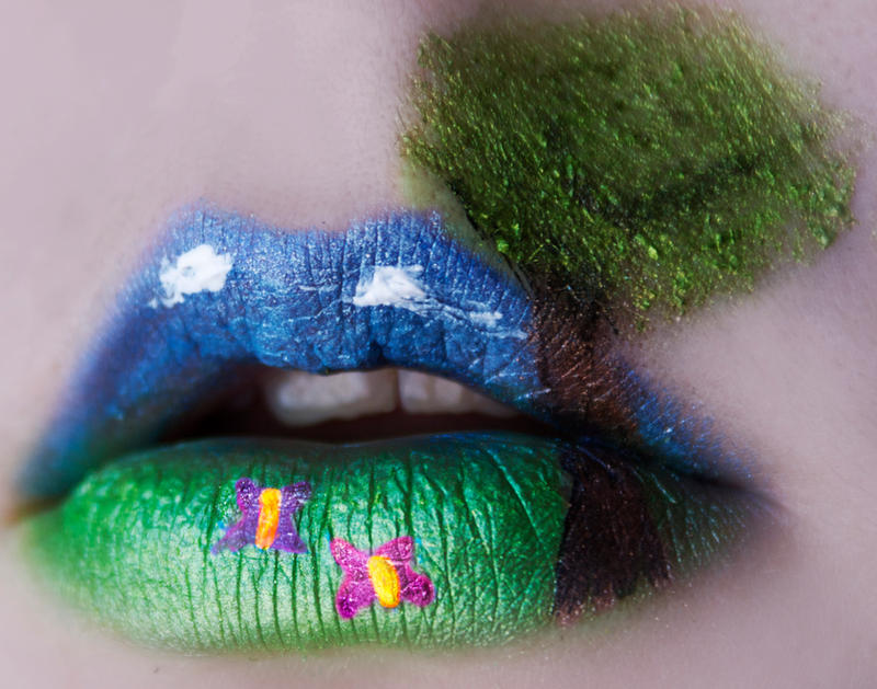 Summer Lips by KatieAlves