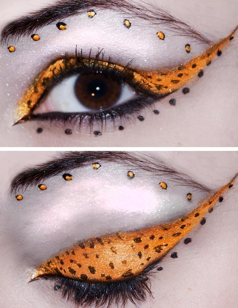 Cheetah Eyes by KatieAlves