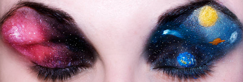 Outer Space Eyes