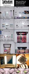 Blended Eyes Beginner Tutorial by KatieAlves