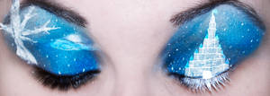 Ice Castle Eyes