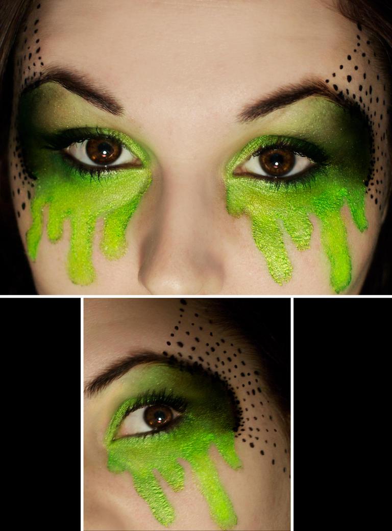 Biohazard Eyes by KatieAlves