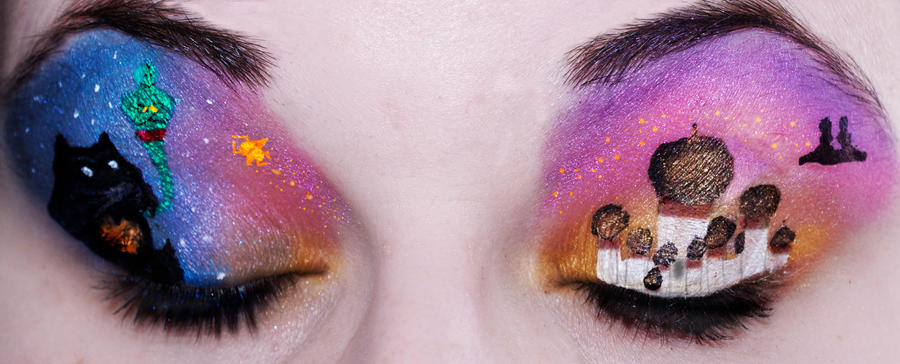 Aladdin Eyes by KatieAlves
