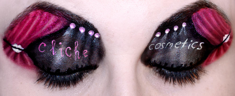 Cliche Cosmetics Eyes by KatieAlves