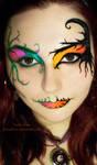 Fall vs. Spring Make-up by KatieAlves