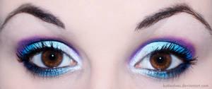 Bright Shimmer Eyes