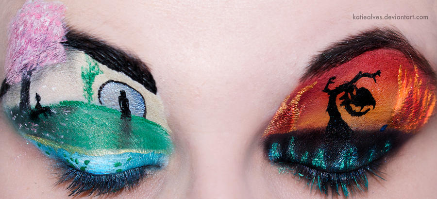 Mulan Eyes by KatieAlves