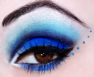 Shades of Blue by KatieAlves
