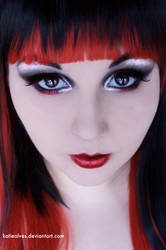 Black and Red by KatieAlves