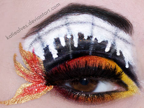 21st Century Breakdown Makeup