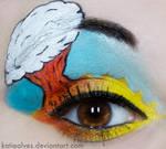 Green Day - Dookie Makeup