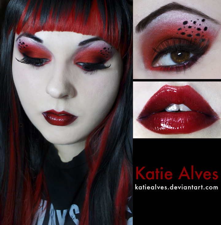 Gothic Ladybug by KatieAlves