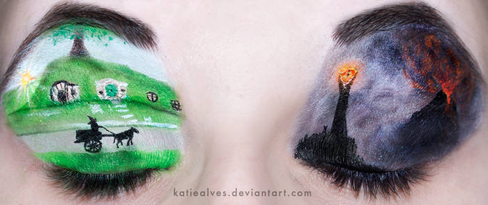 Lord of the Rings Eyes