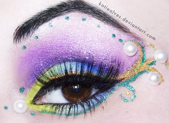 Mardi Gras Sparkles By Katiealves On