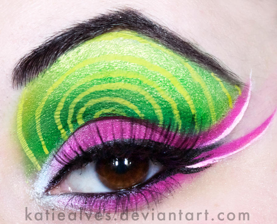 Uno!- Green Day Makeup