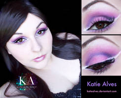 Soft Purple by KatieAlves