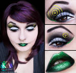 Green Day - Warning Makeup