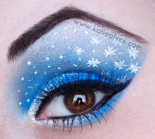 Let it snow! by KatieAlves