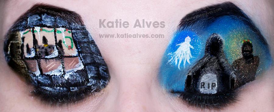 A Christmas Carol - Eyes by KatieAlves