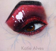 Warm Bodies - Makeup by KatieAlves