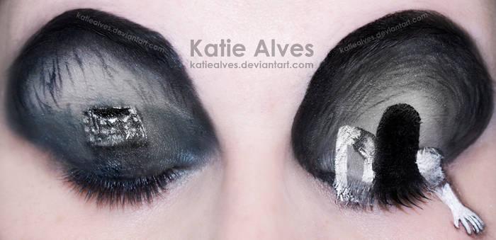 The Ring - Makeup Eyes