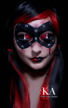 Harley Quinn Makeup with Tutorial
