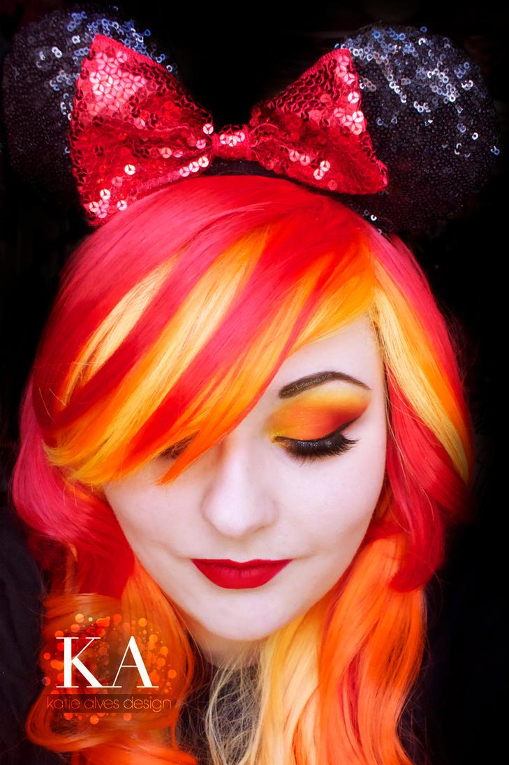 Vlog Makeup by KatieAlves