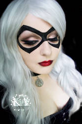 Marvel's Black Cat by KatieAlves