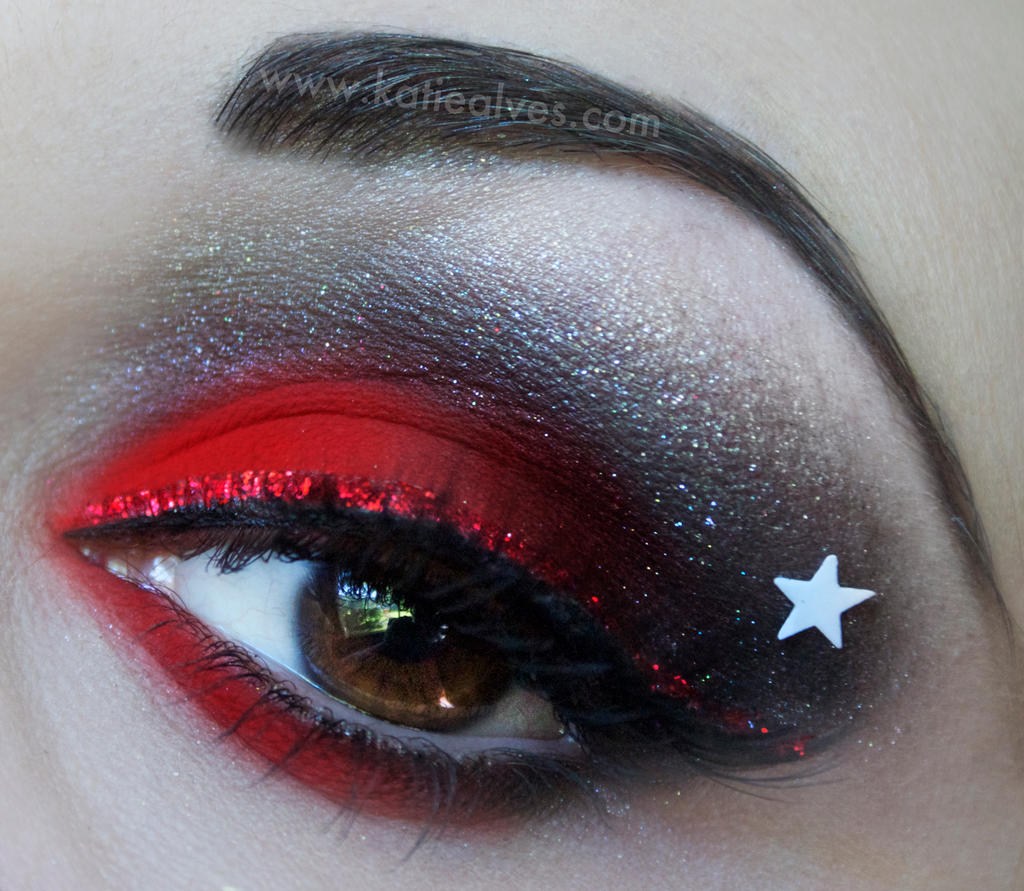Red Star by KatieAlves