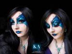 Dark Fairy with Tutorial