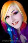 Emotions Makeup Series: Joy