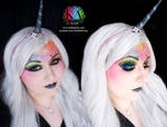 Unicorn Makeup with Tutorial