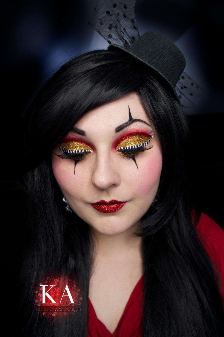 Ring Leader Makeup (with Tutorial) by KatieAlves