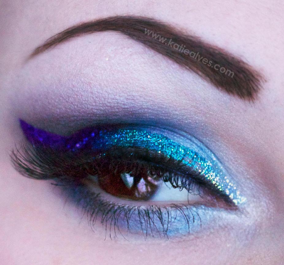 Mermaid Glitter by KatieAlves