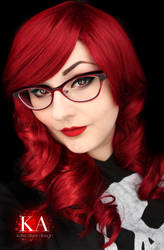 Red by KatieAlves