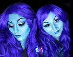 Genie Halloween Makeup w/ Tutorial