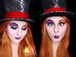 Mad Hatter Makeup w/ Tutorial