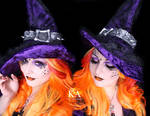 Witch Halloween Makeup w/ Tutorial