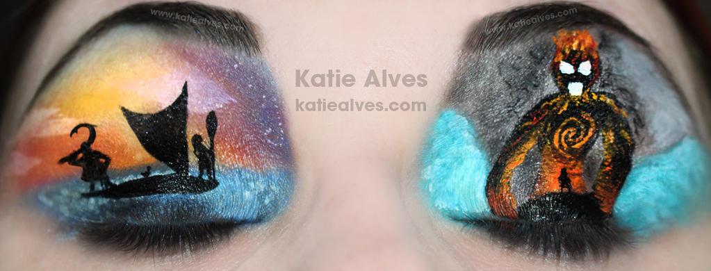 Moana Eyes by KatieAlves