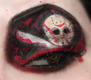 Friday the 13th Makeup