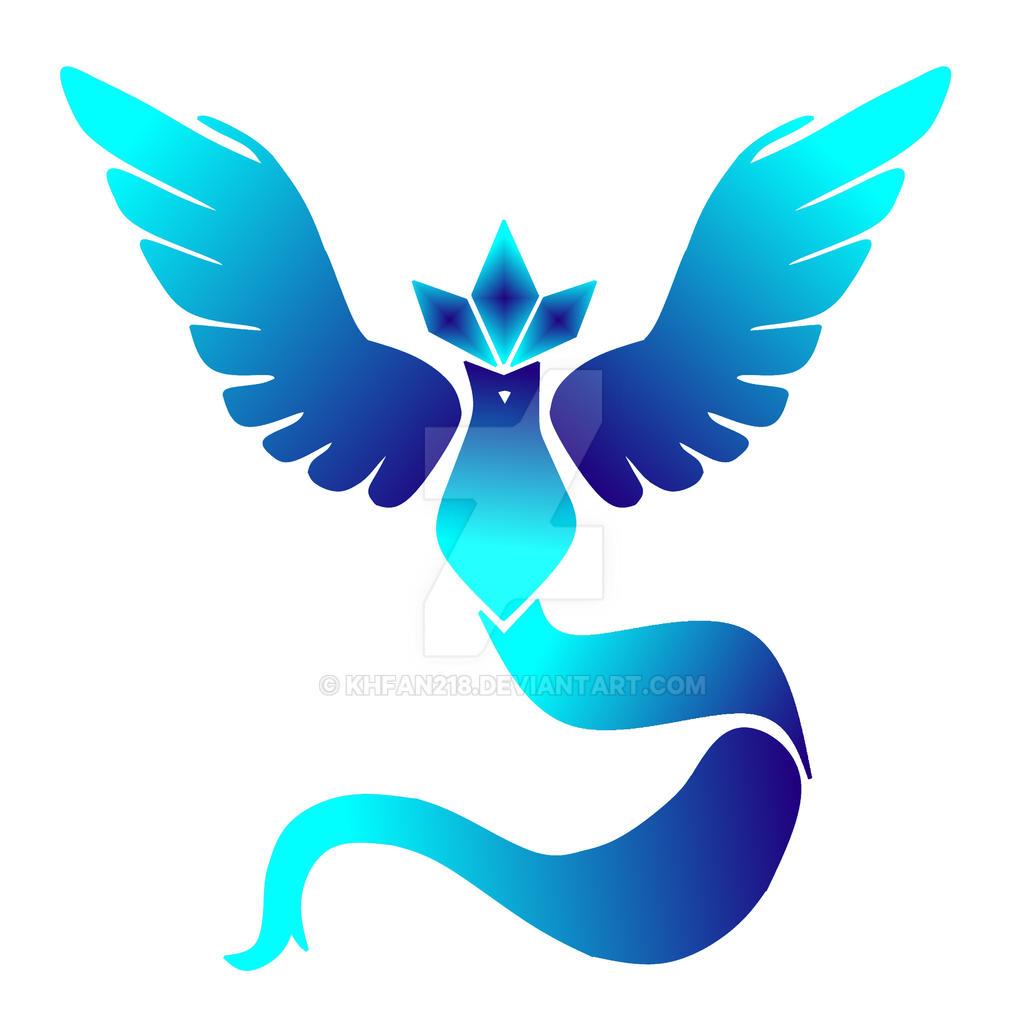 Team Mystic Logo Pokemon Go 621614717